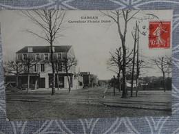 93 GARGAN  CARREFOUR FIRMIN DIDOT - Livry Gargan