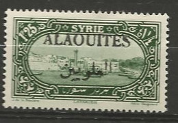 ALAOUITES N° 27 NEUF**  SANS CHARNIERE / MNH - Unused Stamps