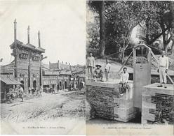 ASIE - CHINA - CHINE - Arsenal De L' Est Et Rue à PEKIN - China