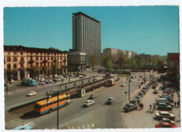 Turin    Le Palais RAI     Arrêt De Bus   Parking  1987 - Trasporti