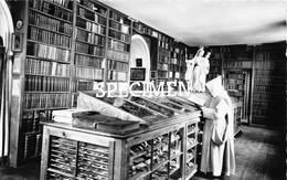 La Bibliothèque  @ La Valsainte Charterhouse - FR Fribourg