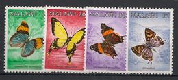 Malawi - 1984 - N°Yv. 436 à 439 - Papillons / Butterflies - Neuf Luxe ** / MNH / Postfrisch - Mariposas