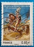 France 2017 : Joachim Murat, Roi De Naples N° 5157 Oblitéré - Usati