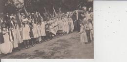 KUJTIM NGA TIRANA  -  CARTE PHOTO  -  1925  - - Albania