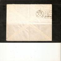 ALGERIE. DAGUIN BISKA ( Hiver Au Soleil ) Sur Lettre De PALESTINE PAR AVION 1938 . TIMBRE 73 - Storia Postale