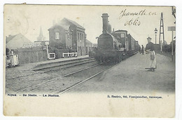 Nijlen     De Statie   -La Station - Nijlen