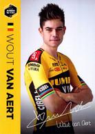 CYCLISME: CYCLISTE : WOUT VAN AERT - Cycling