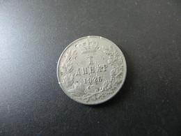 Serbia 1 Dinara 1925 - Serbia