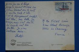 Q11 NOUVELLE CALEDONIE BELLE CARTE 1982 NOUMEA POUR LE CHESNAY+ AFFRANCH. PLAISANT - Briefe U. Dokumente