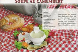 SOUPE AU CAMENBERT - Recettes (cuisine)