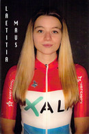 CYCLISME: CYCLISTE : LAETITIA MAUS - Cycling
