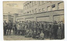 Grobbendonk      Fabriek   -Fabrique - Grobbendonk