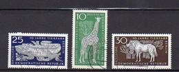 RDA      Oblitérés   Y. Et T.   N° 797 / 799     Cote: 2,50 Euros - Used Stamps