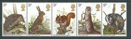 Grande Bretagne  -  Yvert  N° 835 à  839  **   5 Valeurs Neuves Sans Charnière - PAL 6706a - Ungebraucht
