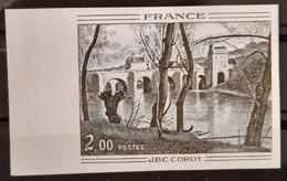 France 1977 Essai De Couleur N°1923  BdF ** TB - Proefdrukken
