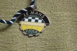 Le Mans Classic 2006 ( Commissaire ) - Zonder Classificatie