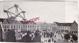 Au Plus Rapide Exposition Bruxelles 1958 - Places