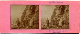 Photo Stéréoscopique - Cherbourg -  Sur La Montagne  En  1928 ( I  194) - Stereoscopic