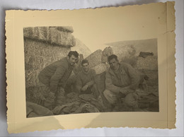 Photo Militaire. Militaria. Guerre D'Algérie. - War, Military