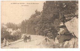 60 - Crépy-en-Valois (oise) -   Route De Mermont - La Laiterie - Crepy En Valois