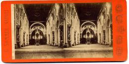 Photo Stéréoscopique - Italie - Rome - San  Giovanni  N° 96 ( G.  Sommer  à  Naples ) ( I  195) - Stereoscopic