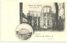 § -  3 X VILLERS - LA - VILLE  -  Zie / Voir Scan's  -  B - Villers-la-Ville