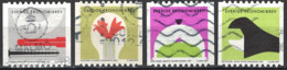 Sweden 2007. Mi.Nr. 2579-2582, Used O - Used Stamps