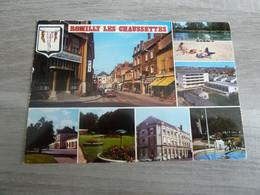 ROMILLY-sur-Seine - Multi-vues - Editions Estel - Production Leconte - Année 1970 - - Romilly-sur-Seine
