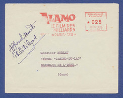 FRANCE Alamo Le Film Des Milliards. Ema De 1961. Les Artistes Associés. Cinéma, Movie. - Cinema