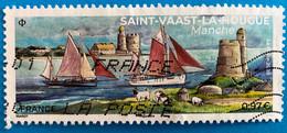 France 2020 : Saint Vaast La Hougue N° 5409 Oblitéré - Usati