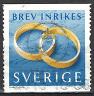 Sweden 2010. Mi.Nr. 2749, Used O - Used Stamps