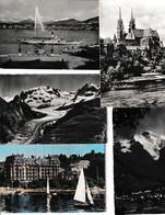 N 184  Lot 100 CPSM De Suisse - 100 - 499 Cartoline