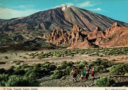 CPM - TENERIFE - Vue Du TEIDE - Edition J.Hinde ... Lot De 3 Cartes A Saisir - Tenerife