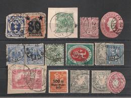 Deutschland - Int. Aelterer Bestand (event. Fundgrube) (2253) - Lots & Kiloware (mixtures) - Max. 999 Stamps
