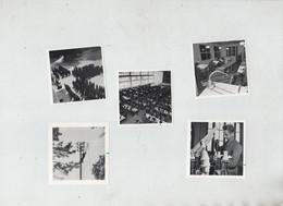 Gurcy Le Chatel EDF 1956 Ecole De Perfectionnement Professionnel - Non Classificati