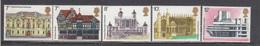 Great Britain 1975 - Architecture, Set Of 5 Stamps, MNH** - Ungebraucht