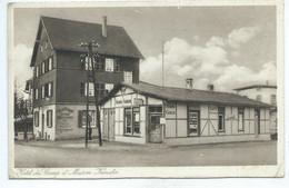 CAMP D'ELSENBORN  Hôtel Du Camp Et Maison Kanzler - Elsenborn (camp)