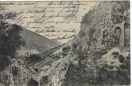 FRANCE - RARE - CORSE - Tunnel De Coporalinou - 1905 - Unclassified