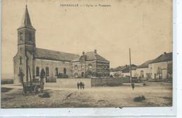 Fontenoille Eglise Et Presbytère ( Etat Voir Scans Au Centre ) - Florenville
