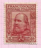 Italie N°85 Neuf Avec Charnière* Cote 35 Euros - Ungebraucht