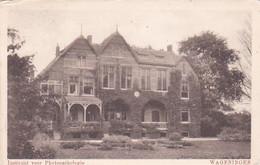 2603822Wageningen, Instituut Voor Phytopathologie. – 1937. (zie Hoeken En Randen) - Wageningen