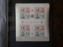 MONACO Bloc Feuillet N° 3A Croix Rouge Neufs Sans Charnière Cote 480 € Voir Scans - Blocchi