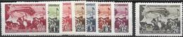 Albania Mint Never Hinged ** VF TB 100 Euros 1948 - Albania