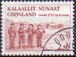 GROENLAND 1983 Hernhutters GB-USED. - Gebraucht
