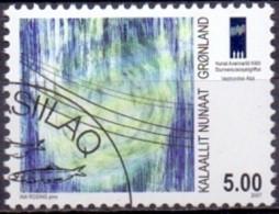 GROENLAND 2007 Energie GB-USED. - Gebraucht