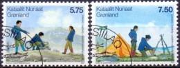 GROENLAND 2007 Europazegels GB-USED. - Gebraucht