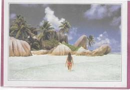 SEYCHELLES  -  L' Anse Royale ( Avec Une Reine ) - Seychelles