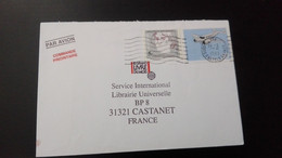 Portugal - Carta Circulada (Airplane) - Covers & Documents
