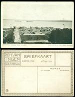 Nederlands Indie Briefkaart Soerabaja Oedjoong (Reede) Uitgeverij H. Van Ingen Ongebruikt - Indie Olandesi