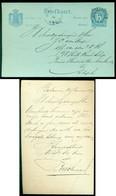 Nederlands Indie 1891 Briefkaart Van Weltevreden Naar Atjeh Geuzendam 10a - Indie Olandesi